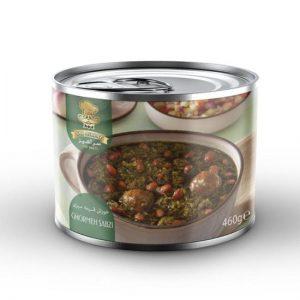 سبزی قرمه سرخ شده 460 گرمی سرآشپز
