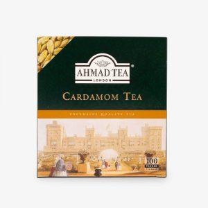 Té Cardamom 100 Unidades Ahmad Tea