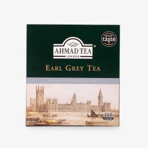 Té Earl Grey 100 Unidades Ahmad Tea