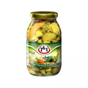 Torshi Verduras mixtas en escabeche 640g 1&1