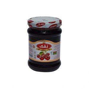 mermelada de cereza agria pequeña zoshk