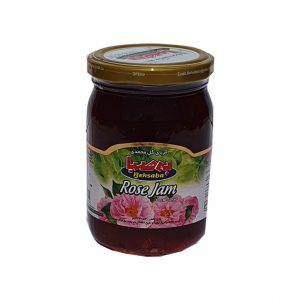 Mermelada de rosa 330g Behsaba