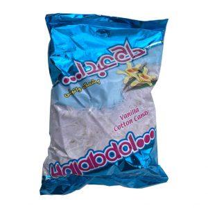 Algodón de azúcar vainilla 350g Haj Abdullah