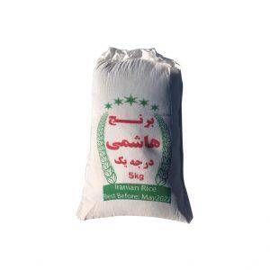 Arroz persa 5kg Hashemi