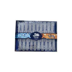 Azúcar cristalizado con cucharilla Nabat 450g Nahang