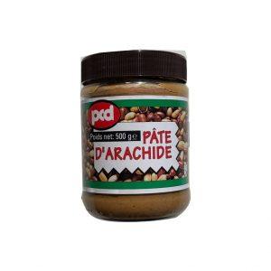 Crema de cacahuetes 500g PCD