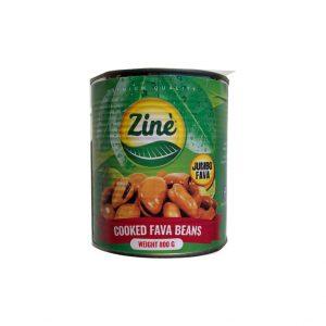 Habas cocidas 800g Zine