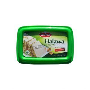 Halva con pistacho 700g Durra