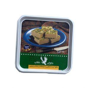 Halva con pistacho y cacahuetes 250g Águila