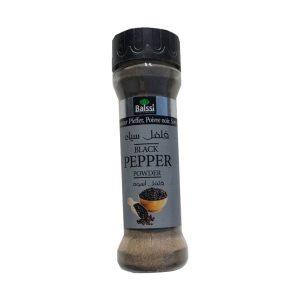 Pimienta negra en polvo Felfel siah 65g Balssi