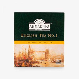 Té Inglés No.1 100 Unidades Ahmad Tea