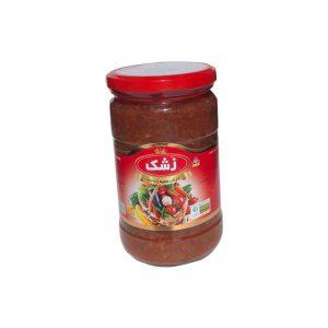 Torshi Bandari mixto verduras en escabeche troceadas 650g Zoshk