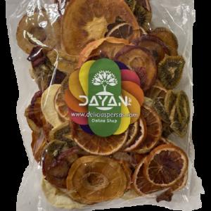 مخلوط میوه های ایرانی 400 گرمی دایان