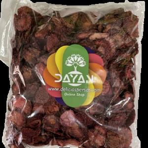 میوه طبیعی توت فرنگی ایرانی 400 گرمی دایان
