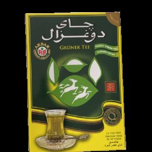 چای سبز 500 گرمی دوغزال