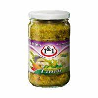 Torshi Litteh Verduras mixtas en escabeche troceadas 630g 1&1