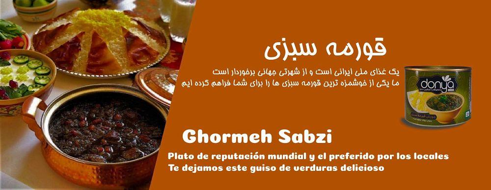 Ghorme Sabzi